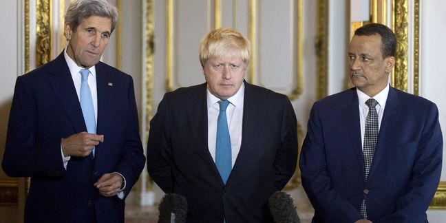 U.S., Britain call for immediate ceasefire in Yemen