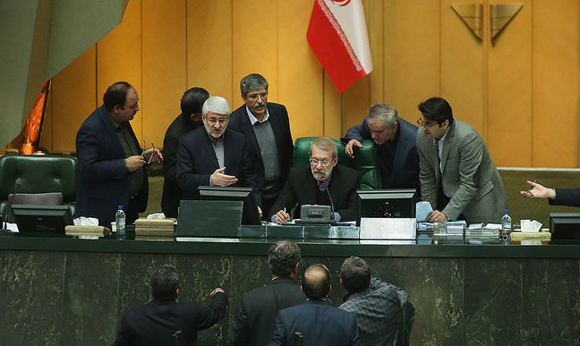 Iran Budget's Banking Measures Approved