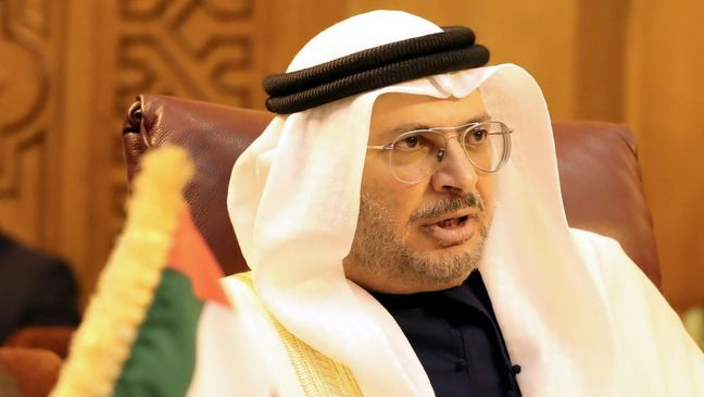 UAE Calls for Dialogue to Ease Regional Tensions