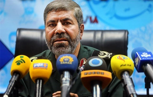 Iran eyeing border security deal with Tureky: IRGC