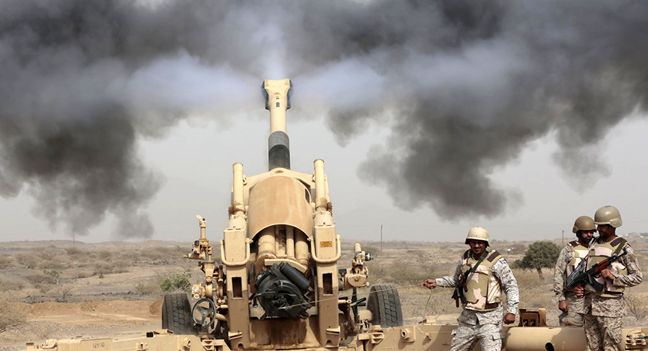 UK, Saudi Arabia violating Arms Trade Treaty: Oxfam