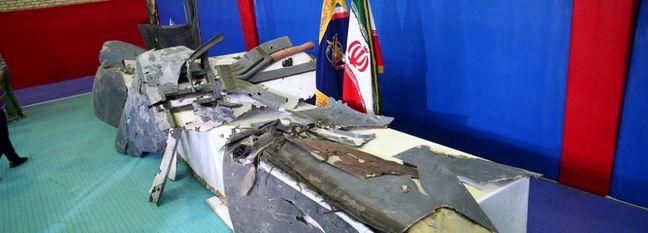 Tehran Complains to UN Over Airspace Violation
