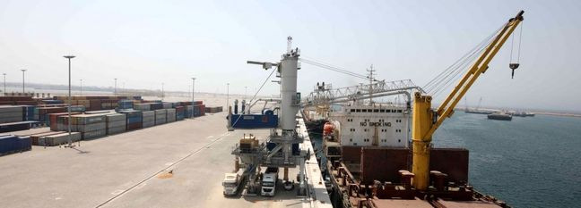 India-Afghanistan Transit Accounts for 28% of Chabahar Container Traffic