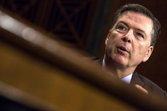 Comey Agrees to Testify to Senate as Trump's Crisis Week Endures