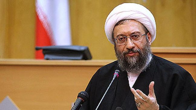 Head of the judicial system of Iran heads to Iraq