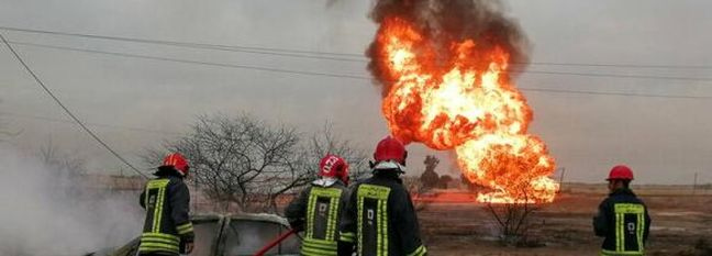 Blast at Gas Pipeline in Kermanshah, No Casualties or Damages Reported