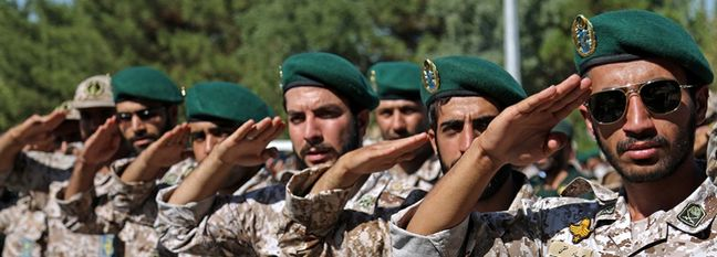 IRGC Arrests Terrorists at Chaldoran Border