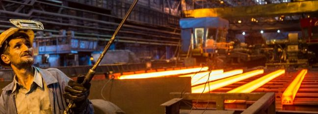 Iran's Steel Production Increases by 11% to 11.4 Million Tons