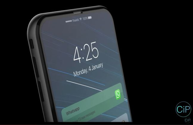 Apple's Top New Phone to Be Called 'iPhone X,' Code Leaks Show