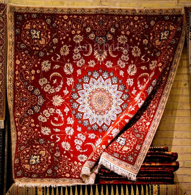 Iran Hand-Woven Carpets Exported to 80 Countries