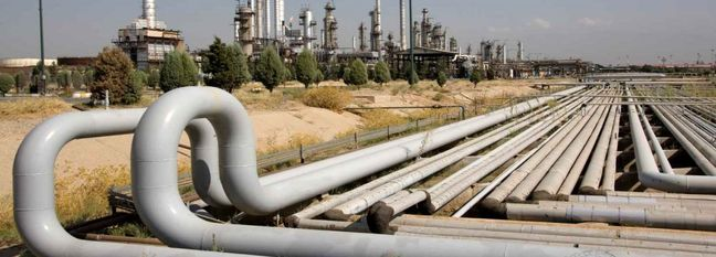 Oil, Petroleum Supply Via Pipelines Increases
