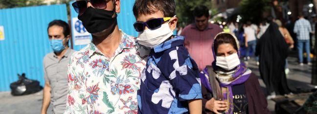 Iran: Covid-19 Deaths Cross 21,000
