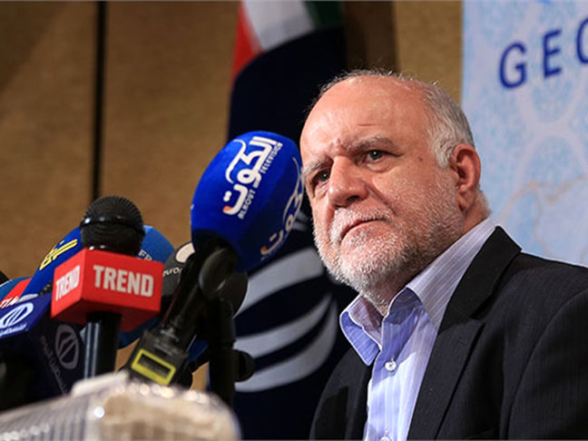 Petroleum Minister: Iran maintains its oil quota