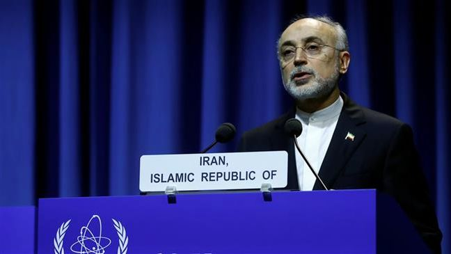 JCPOA not renegotiable: Iran's nuclear chief