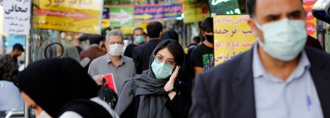 Iran's Daily Covid-19 Update: 424 Fatalities, 8,864 Cases