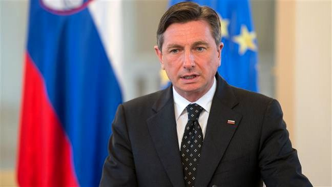 Slovenian President: Iran, Europe should trust each other