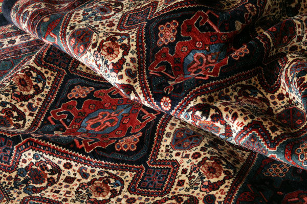 Hand woven carpet exports up by 17%